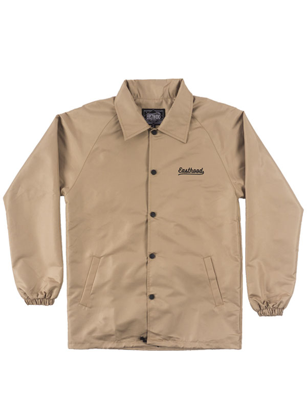 Delect Cream Coach Jacket Easthood Arena Experience